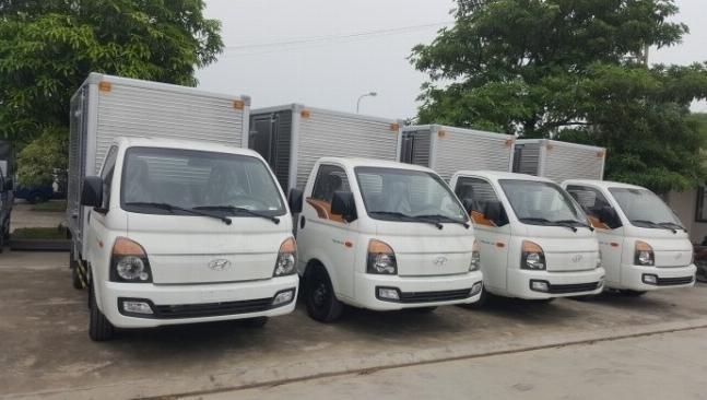Bảng giá xe tải H150 được Hyundai Phú Lâm câp nhật mới nhất