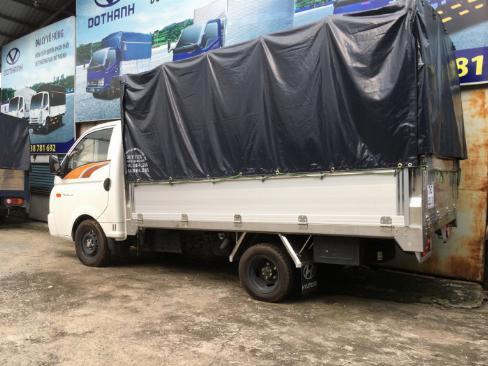 Xe Porter H150 thùng bạt