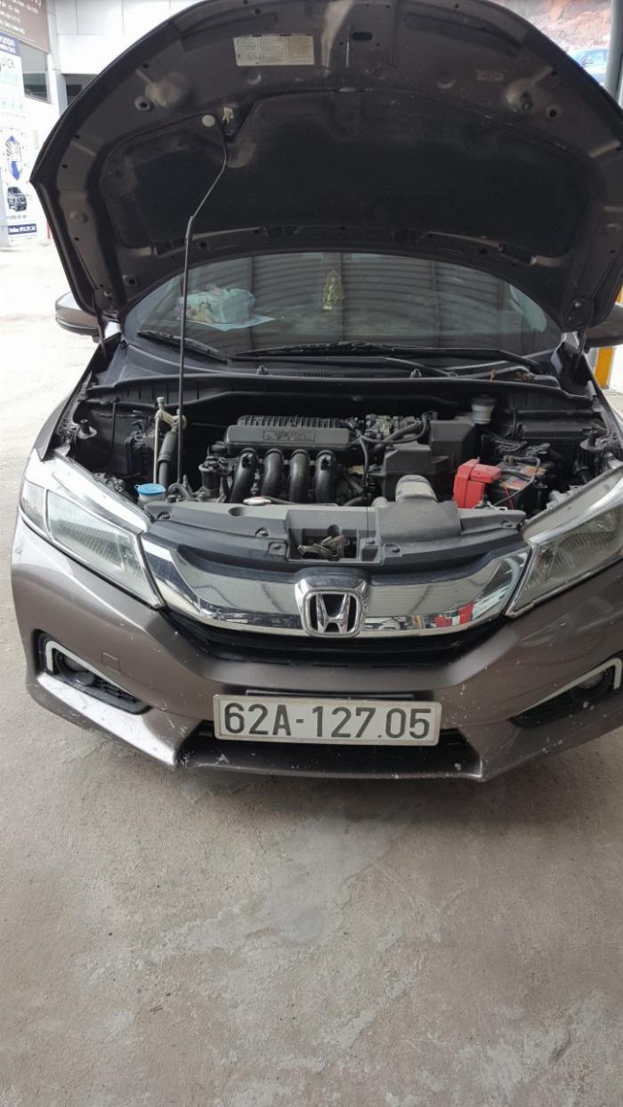 Bán Honda City 1.5AT màu nâu titan số tự động sản xuất 2016 đi 30.000km 3