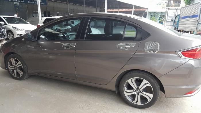 Bán Honda City 1.5AT màu nâu titan số tự động sản xuất 2016 đi 30.000km 4
