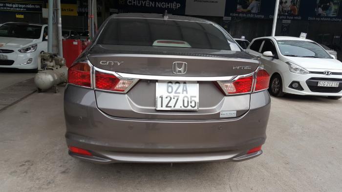 Bán Honda City 1.5AT màu nâu titan số tự động sản xuất 2016 đi 30.000km 6