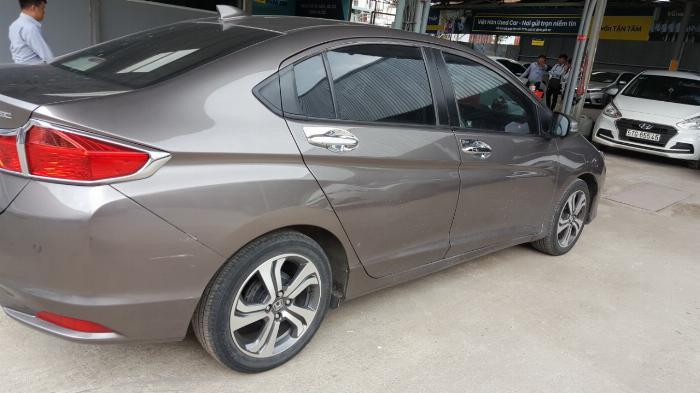 Bán Honda City 1.5AT màu nâu titan số tự động sản xuất 2016 đi 30.000km 7