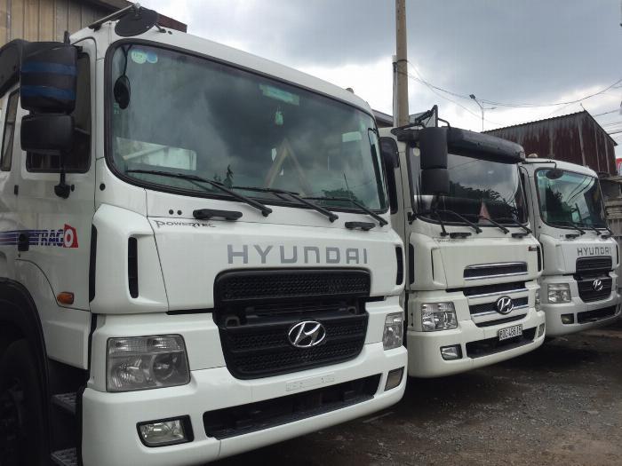 Đầu kéo Hyundai HD1000 đời 2015 Cũ
