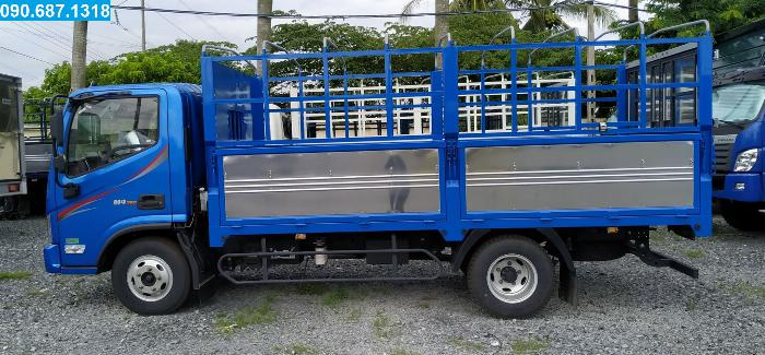 Bán xe tải 3.5 Tấn M4-350.E4 Thùng dài 4m3 Long An