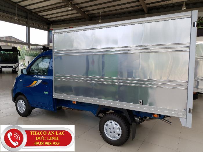Xe tải Thaco Towner 990 tải trọng 990kg. Tặng 100% lệ phí trước bạ 2