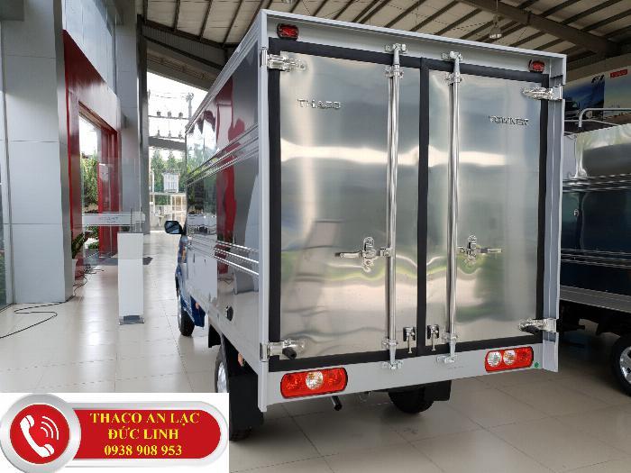 Xe tải Thaco Towner 990 tải trọng 990kg. Tặng 100% lệ phí trước bạ 3