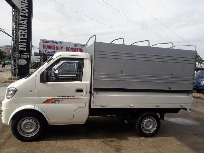 KY5 Trường Giang 825kg thùng mui bạt, giá tốt chính hãng 2
