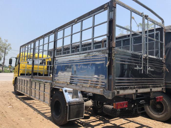 Giá xe tải Dongfeng B180 9.35 tấn thùng dài 7.5m, xe tải 9 tấn Euro V