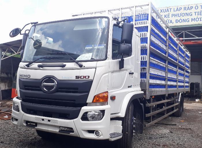 Giá xe tải Hino 8 tấn Euro 4