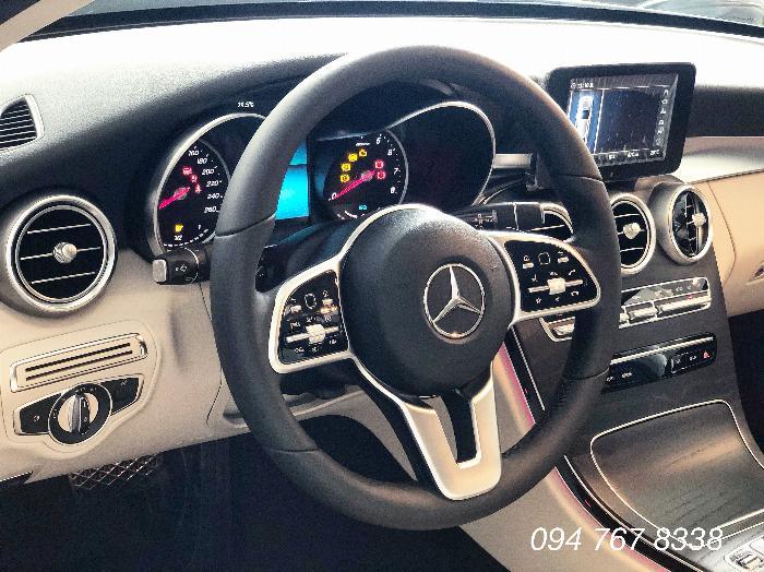 Giá xe Mercedes C200 2019 tốt nhất, đủ màu giao xe ngay