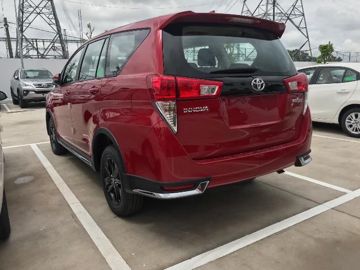 Khuyến Mãi Toyota Innova Venturer  Số Tự Động Tại Toyota An Thành Bình Chánh Xe Có Sẳn, Đủ Màu, Giao Ngay 7