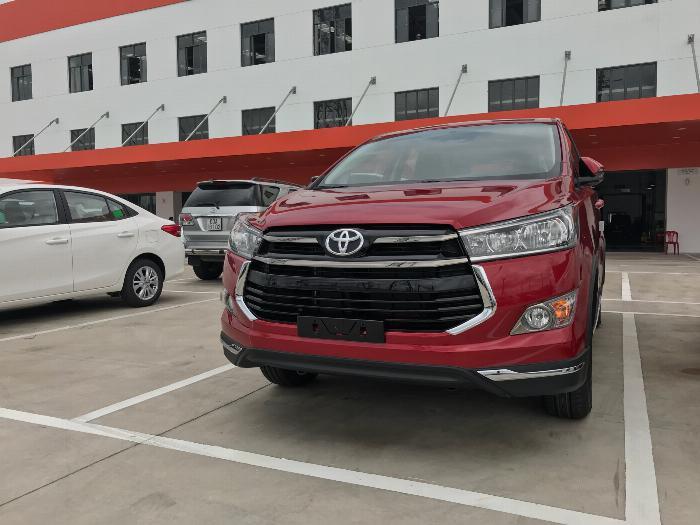 Khuyến Mãi Toyota Innova Venturer  Số Tự Động Tại Toyota An Thành Bình Chánh Xe Có Sẳn, Đủ Màu, Giao Ngay 6