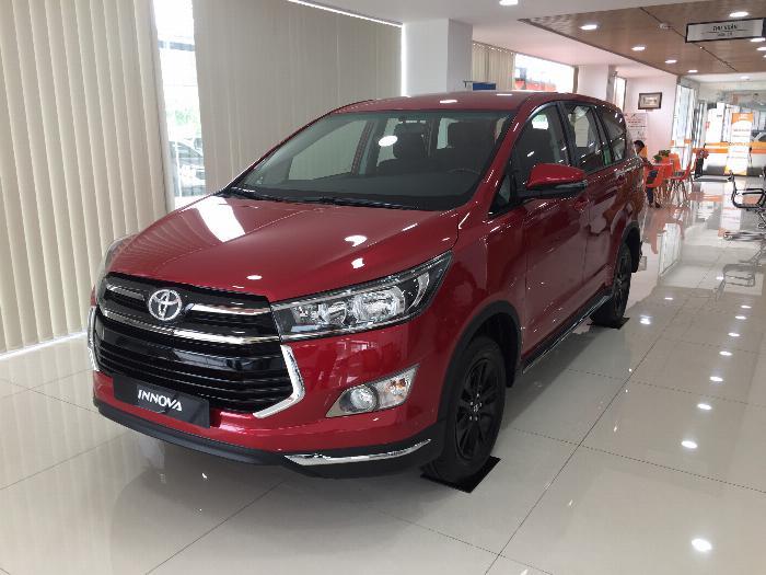 Khuyến Mãi Toyota Innova Venturer  Số Tự Động Tại Toyota An Thành Bình Chánh Xe Có Sẳn, Đủ Màu, Giao Ngay 8