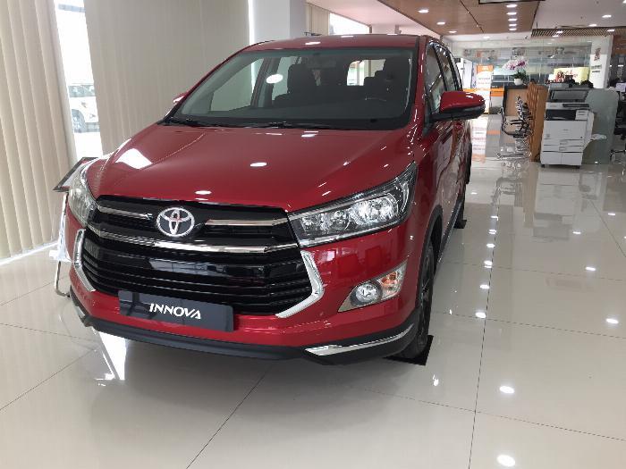 Khuyến Mãi Toyota Innova Venturer  Số Tự Động Tại Toyota An Thành Bình Chánh Xe Có Sẳn, Đủ Màu, Giao Ngay 9