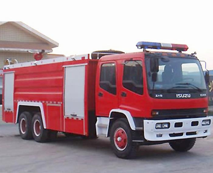 Bán xe cứu hỏa Isuzu nhập khẩu nguyên chiếc dung tích 10 khối 0