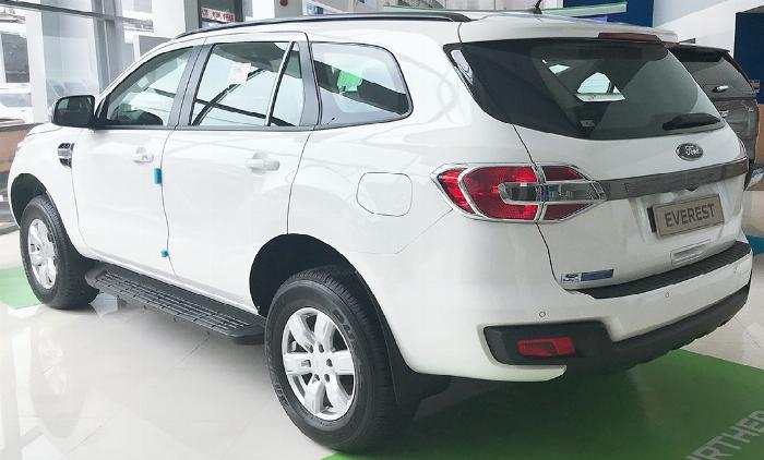Giá xe Ford Everest Ambiente AT 2019 (SUMMER sale hỗ trợ giá tôt )