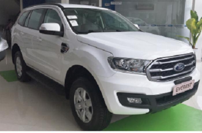 Giá xe Ford Everest Ambiente AT 2019 (SUMMER sale hỗ trợ giá tôt ) 0