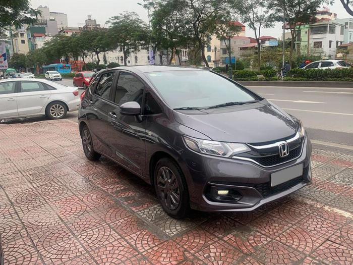 Bán Honda Jazz 2019 tự động màu Đen nhập Hàn xe như mới.