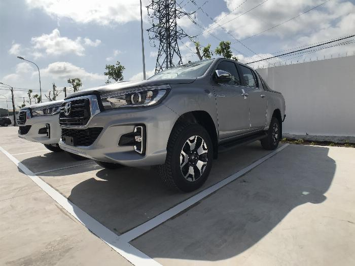 Toyota An Thành Bình Chánh Khuyến Mãi Toyota Hilux 2019, Xe Có Sẳn, Đủ Màu, Giao Ngay