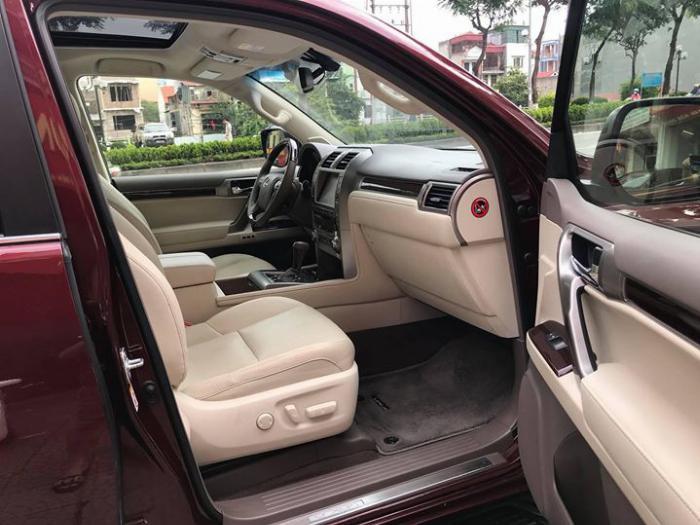 Bán xe Lexus Gx460 2016 tự động Full màu nâu đỏ tuyệt đẹp 2