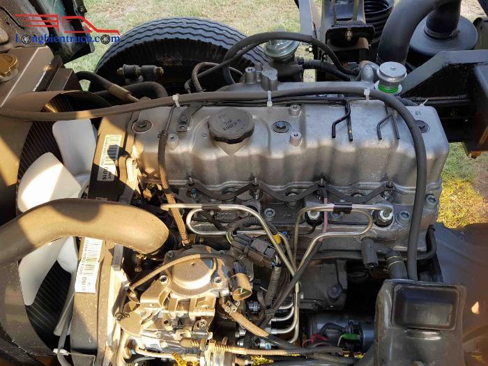Bán Xe Ben TMT Máy Hyundai 2T4 2.8 Khối Giá Siêu Rẻ Hỗ Trợ Vay Cao 4