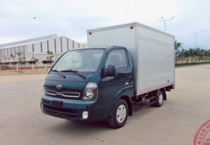 Cần bán xe tải K200 thùng kín tải trọng 1,9 tấn lưu thông nội ô sài gòn, hỗ trợ trả góp 75% giá trị xe. 3