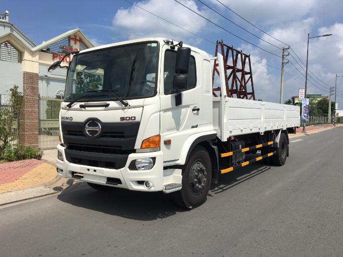 Xe tải chở kính HINO FG 2019 tải 8.5 tấn - Trả Góp