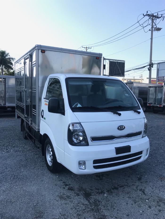 Cần bán xe tải K200 thùng kín tải trọng 1,9 tấn lưu thông nội ô sài gòn, hỗ trợ trả góp 75% giá trị xe. 2