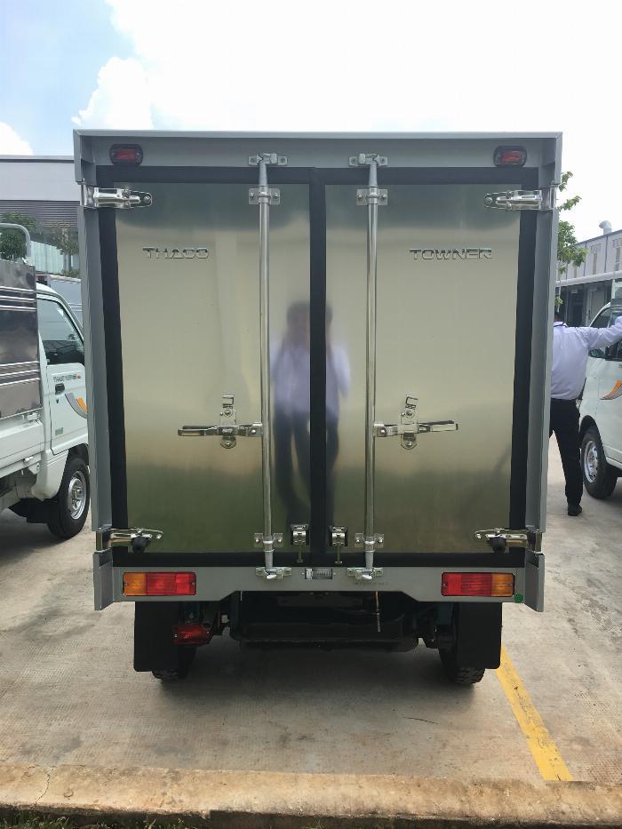 BÁN: Chỉ 63 triệu sở hữu ngay xe tải nhẹ máy xăng TOWNER 800 - 2019
