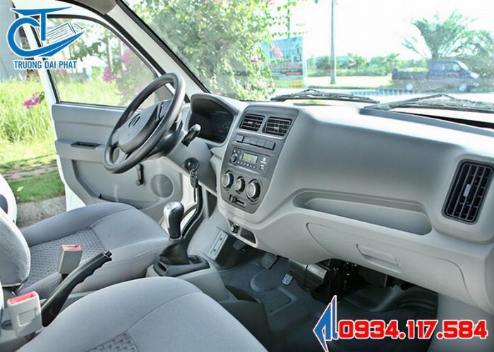 Xe Trường Giang tải nhỏ - Xe tải Foton Gratour 1.5L - Đại lý bán xe tải nhẹ giá tốt 2