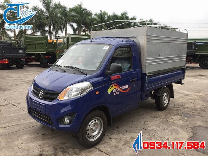 Xe Trường Giang tải nhỏ - Xe tải Foton Gratour 1.5L - Đại lý bán xe tải nhẹ giá tốt 3