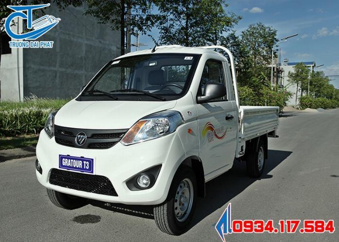 Xe Trường Giang tải nhỏ - Xe tải Foton Gratour 1.5L - Đại lý bán xe tải nhẹ giá tốt 6