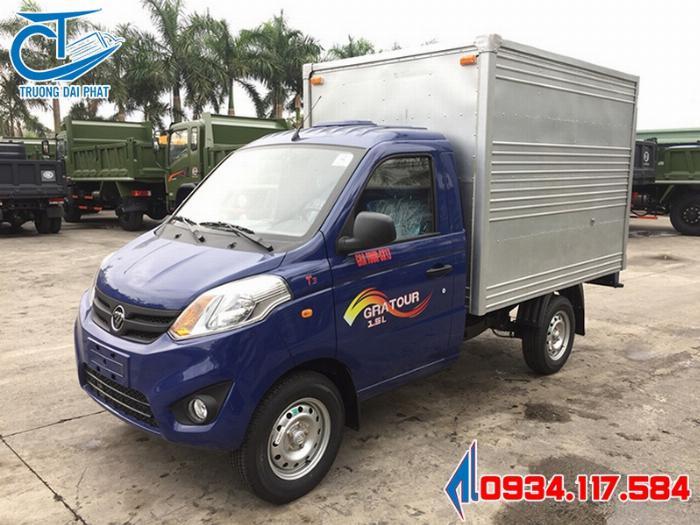 Xe Trường Giang tải nhỏ - Xe tải Foton Gratour 1.5L - Đại lý bán xe tải nhẹ giá tốt 8