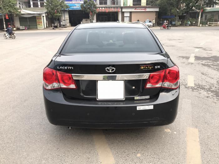 Daewoo Lacetti SE 1.6 MT 2010, màu đen, xe nhập. Khó có con thứ 2 đẹp hơn 4