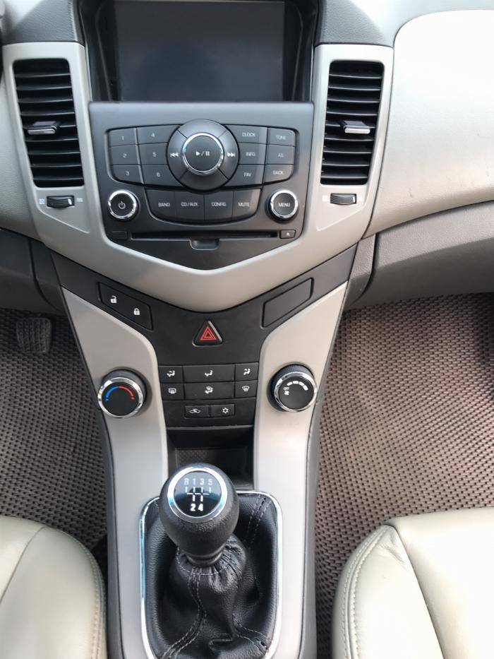 Daewoo Lacetti SE 1.6 MT 2010, màu đen, xe nhập. Khó có con thứ 2 đẹp hơn 16