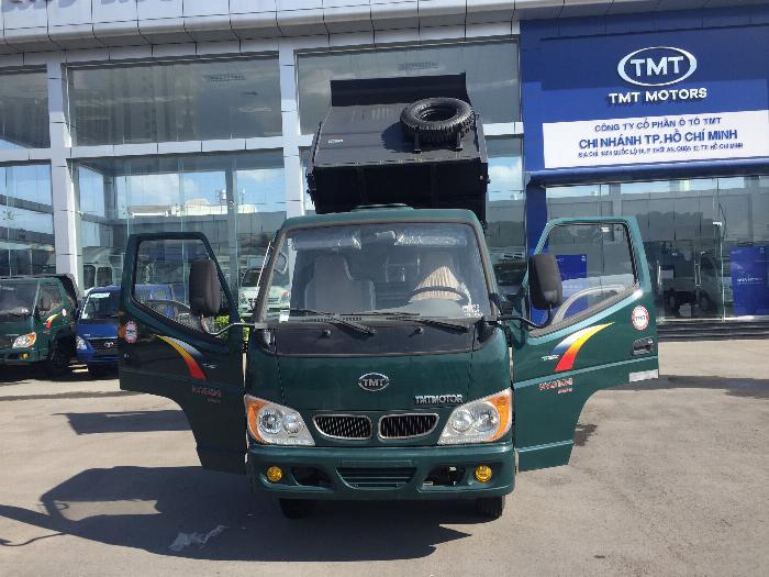 Bán xe ben TMT 2T4 HD6024D giá siêu rẻ hỗ trợ vay 80%
