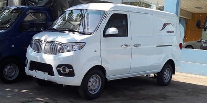 Bán tải DongBen 5 chỗ 0
