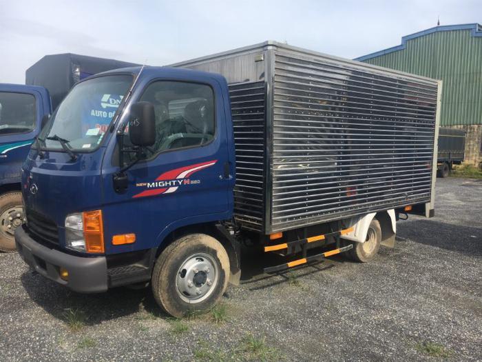 N250 tải 2,5 tấn thùng dài 3,5 m