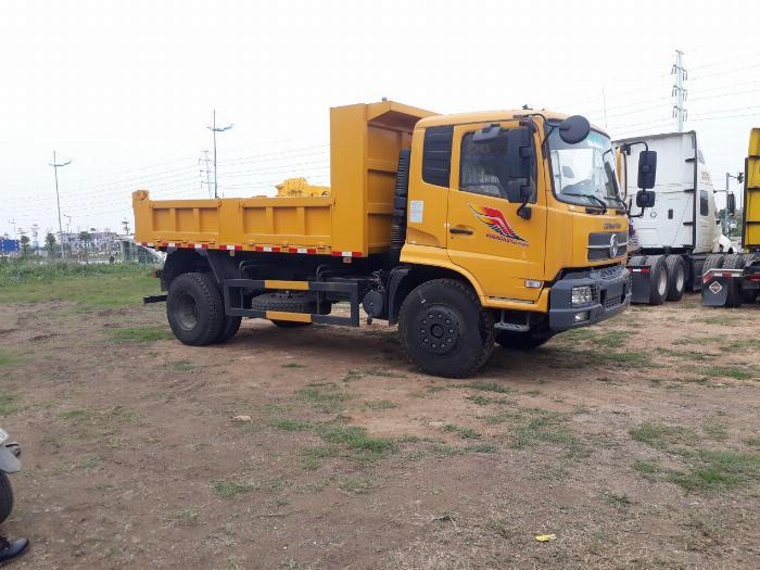 Xe tải ben 8 tấn Dongfeng Hoàng Huy 0