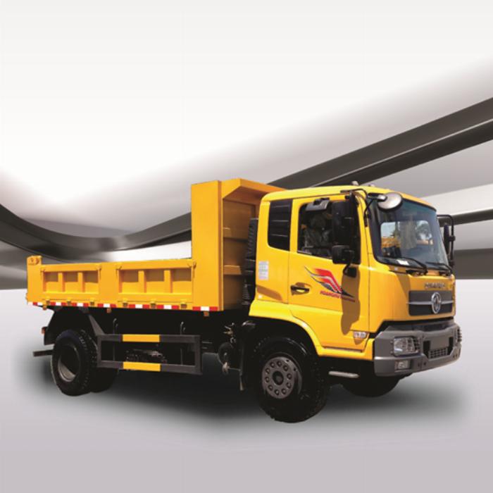 Xe tải ben 8 tấn Dongfeng Hoàng Huy 3