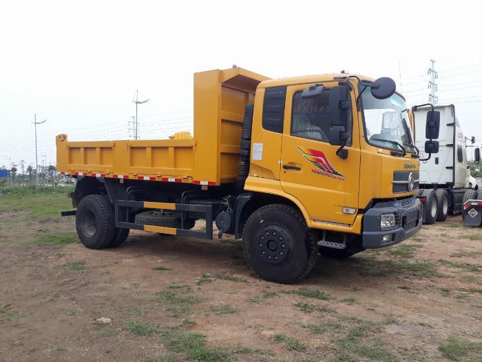 Xe tải ben 8 tấn Dongfeng Hoàng Huy 5