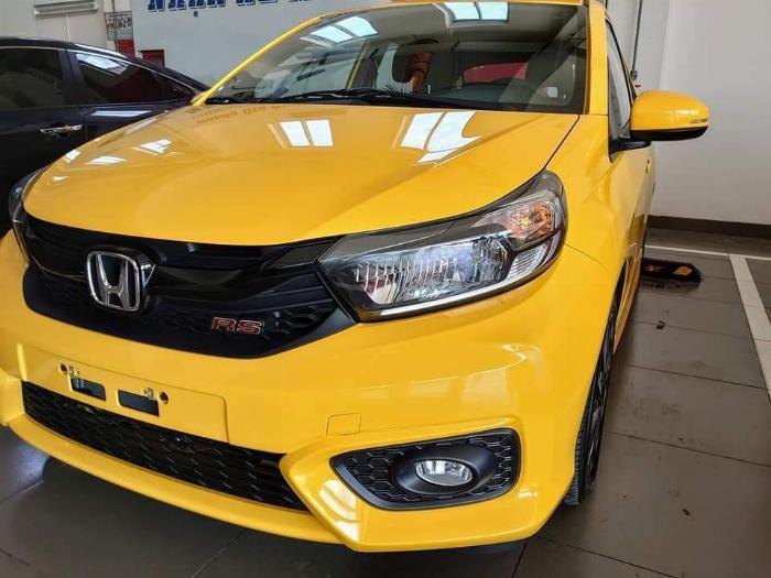 Honda Brio All new 2019 3