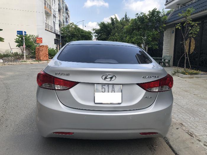 Bán xe Hyundai Elantra, đời 2014, màu Bạc, nhập khẩu Hàn Quốc!