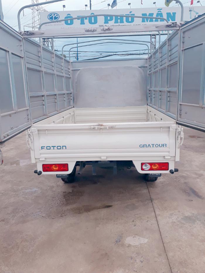 đại lý bán xe tải foton t3 gratour 990kg giá tốt nhất miền nam 7