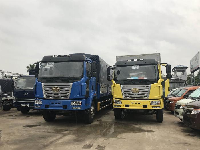 xe tải faw 7.25 tấn-7t25 thùng dài 9m7 giá tốt nhất thị trường 6