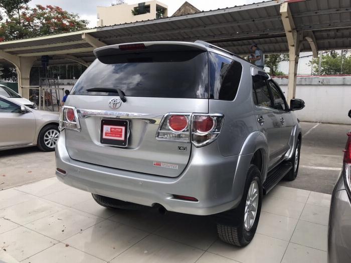 Toyota đã qua sử dụng chính hãng 6