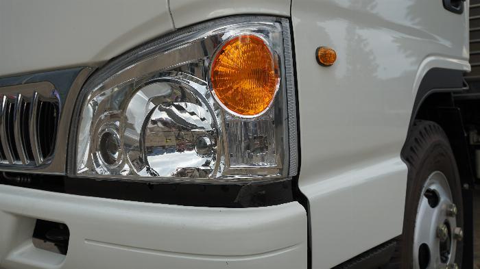Xe tải 2t4 JAC L250 động cơ ISUZU sx 2019, thùng theo yêu cầu, có trả góp, giá lăn bánh 4xx tr