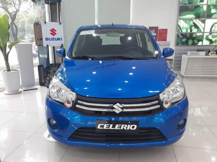 Suzuki Celerio - Xe nhập khẩu, giá tốt nhất phân khúc, tiết kiệm nhiên liệu 3.7 L/100km 1