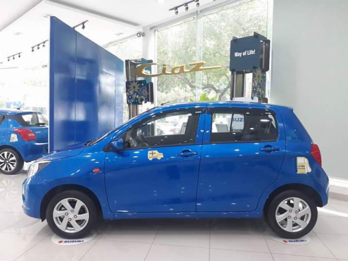 Suzuki Celerio - Xe nhập khẩu, giá tốt nhất phân khúc, tiết kiệm nhiên liệu 3.7 L/100km 3