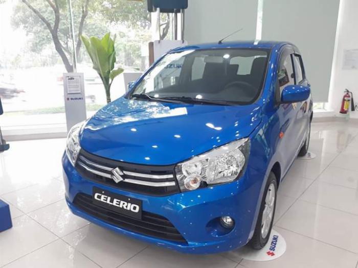 Suzuki Celerio - Xe nhập khẩu, giá tốt nhất phân khúc, tiết kiệm nhiên liệu 3.7 L/100km 4